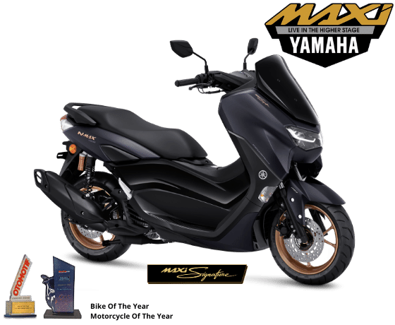 ALL NEW NMAX C/ABS